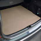 Jeep Compass Boot Mat (2017+) Beige Tailored [Bottom floor]
