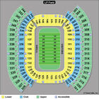 2 LL Tennessee Titans Indianapolis Colts AISLE Tickets Sec 128 (2 of 4) on eBay