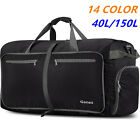 6 Colors Gonex 40L Foldable Travel Luggage Duffel Bag Water & Tear Resistant