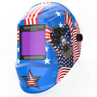 True Color Extra Large View Pro Solar Welding Helmet Auto Darkening Welder Mask