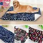 Kyпить Cute Pet Dog Cat Bed Cushion Mat Pad Kennel Crate Cozy Warm Soft House S-XL на еВаy.соm