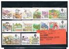 Stamps - British Empire and Commonwealth Sets - countries S - T