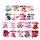 Внешний вид - 1 set Hairpin Baby Girl Hair Clip Bow Flower Mini Barrettes Star Kids Infant#
