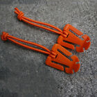 4X EDC Military Dominator Elastic Cord Hang Buckle Clip PALS MOLLE Webbing LY