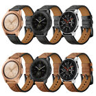 22mm Quick Release Genuine Leather Watch Band Strap For Fossil Q Founder/Wander