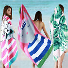 Thickened bath towel - Sand Free & Compact, - cotton towel Cartoon Print
