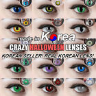 Vibrant Color Contacts Eye Lenses Colorblends Cosmetic Makeu p Lens 1 YEAR!