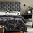 Chanasya Faux Fur Bed Throw Blanket - Super Soft Fuzzy Cozy Warm Fluffy image
