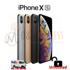 Apple iPhone XS 64GB │ 256GB │512GB (A1920, Factory Unlocked) All colors