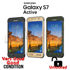 Samsung Galaxy S7 ACTIVE 32GB (SM-G891A GSM Unlocked) - All Colors
