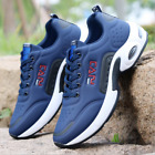0913c0c5b Mens Athletic Sneakers Outdoors Breathable Trainers Sports Running Casual  Shoes