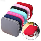 2BC0 with Zipper Shockproof Breathable Protective Laptop Bag Notebook