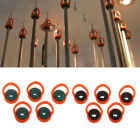 5x Snooker Billiard Pool Cue Hanger for Birtish Small Head Nine Ball Big Rod $3.38 USD on eBay