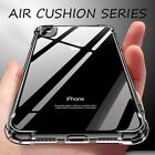 For iPhone 8 7 Plus XS Max XR Bumper Shockproof Silicone Protective Case Cover