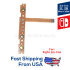 NEW Joy Con SL SR Sync Button LED Lights Flex Cable For Nintendo Switch