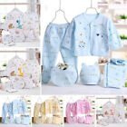 Pattern T-shirt +Pants Outfits Newborn Baby Boy Girl Clothes Set For 0-3 Months
