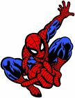 Spiderman Car And Bumper Vinyl Decal / Sticker 5 Sizes!!!