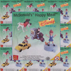 McDonalds Happy Meal Toy 1997 Oliver & Company Plastic Toys - Various...