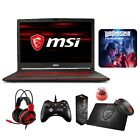 "MSI GL73 8SE 17.3"" 120Hz Full HD Core i7-8750H i5-8300H RTX 2060 Gaming Laptop"