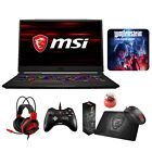 "MSI GE75 Raider 17.3"" 144Hz (3ms) Core i7-8750H RTX 2080 2070 2060 Gaming Laptop"