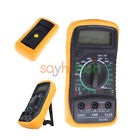 Digital LCD Display XL830L Voltmeter Ammeter Multimeter Circuit OHM VOLT Tester