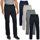 Under Armour Mens Tech Trousers UA Golf Straight Leg Smart Casual Chino Pant