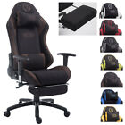Sedia Ufficio Racing Shift XL Tessuto Poltrona Gaming Max 150 kg Sedia Gamer