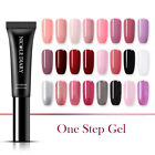 NICOLE DIARY 8ml One-step UV Gel Polish Glitter  Color Soak Off Nail Art Gel