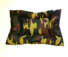 bed cushion Doghouse Cot for dog o cat bed Camouflage Camouflage