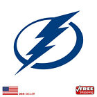 Tampa Bay Lightning logo Vinyl Sticker Car Laptop Room window Decal NHL $8.99 USD on eBay