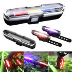 Mountain Bike Bicycle Light USB Rechargeable Rear Tail Light Safety Headlight