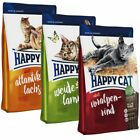 Cat Food Dry Happy Cat - Specific Needs Natural Unique Raw Ingredients Various