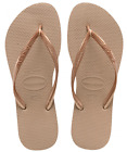 Original Havaianas Slim Flip Flops - Women - 15 Colours - UK Size 3 4 5 6 7 8 <br/> ✔Free UK Post ✔Fast 1st Class Shipment ✔UK Based Stock