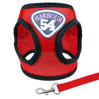 Escape Proof Cat Walking Harness and Leash Mesh Vest Reflective for Pet Kitten