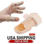 Pro Finger Injury Pain Splint DIP Joint Mallet Support Brace Protection US SHIP $5.56 USD on eBay