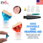 Mini Invisible Ear Hearing Aid Amplifier In-Ear Sound Voice Enhancer