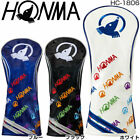 *NEW* Honma Golf HC-1806 Driver HE-1807 Wood 1808 Hybrid Head Cover Select Yours