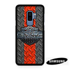 Cool Harley Davidson For Samsung Galaxy S7 S8 S9 S10 Plus Note 8 9 Phone Case $15.9 USD on eBay