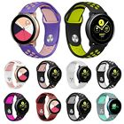 For Samsung Galaxy Watch Active Sport Soft Silicone Replacement Wrist Band Strap image