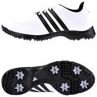 Adidas Mens Golflite 4 Waterproof Golf Shoes - Wide Fit Traxion Cloudfoam Tour