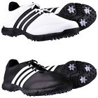 Adidas Mens Golflite 4 Waterproof Golf Shoes - Traxion Cloudfoam Tour