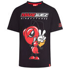2019 Marc Marquez MotoGP Mens 93 T-Shirt Grey Ant Logo 100% Cotton Tee Size S-XL
