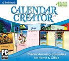 Encore Calendar Creator V12 (for PC) *new, sealed*