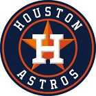 "Houston Astros MLB Vinyl Decal - You Choose Size 2""-28"" on Ebay"
