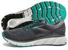 Brooks Glycerin 16 Women's Ebony/Green/Black Running Shoe, Multiple sizes NIB