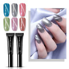 NICOLE DIARY 8ml 3D Magnetic Nail Gel Polish Gray Soak Off Nail Art Gel Varnish