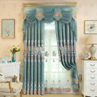 Living Room Window Curtains Bamboozle Drapes Panel Fabric Curtain For Bedroom Luxury