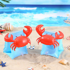 1Pair Inflatable Swim Arm Bands Arm Floats Swimming Aid Sleeves Water Wings Kids