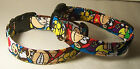 Wet Nose Designs Nintendo Dog Collar Arcade Games Super Mario Luigi Donkey Kong