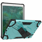 Hybrid Shockproof Rugged Strap Holder For iPad 9.7 6th 5th Generation Air 1st